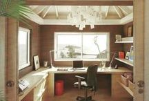 Home office / Ideas for creating a home office