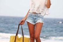 summer style / by Alexsa Woodward