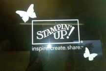 Stampin' Up! Card ideas / Cards and 3-D projects / by Kathy Howes