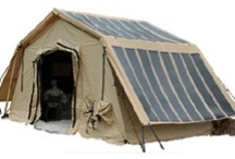 CAMP / HOMESTEAD / SURVIVE / by Cohl Berendt