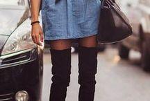fall fashion / by Alexsa Woodward