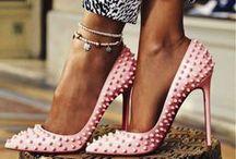 shoes! / by Alexsa Woodward