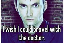 Doctor Who / Everything Doctor Who - Shopping, Videos and Memes / by Misty Kelley