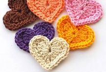 Crocheting / Crocheting at it's finest (once I figure out how)  / by Misty Kelley