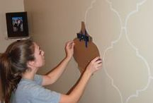 Paint / Painting ideas I never knew existed or thought of.  / by Misty Kelley