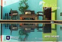 Hoteles de Campeche / Directorio de Hoteles de la Ciudad de Campeche, Campeche, México.