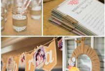 DIY Stampin' Up Crafts + Details / Crafts, Details + Parties created using Stampin' Up! products and materials. / by Soirée {by Natalie Bradley Events}