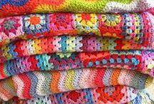 hook + needles | blankets