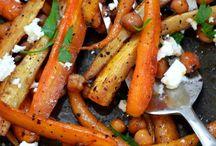 Gemüserezepte / Frittiert, gebacken, geröstet, gematscht.