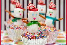 Cupcakes-Holiday / by Tawna Mulcahy