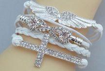 Bracelets / Fashion Satatememts / by Misty Kelley