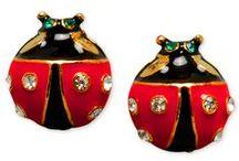 Earrings / It's all about beautiful jewelry in the end. / by Misty Kelley