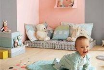 Babyzimmer | Zuhause / Einrichtungsideen für das Kinderzimmer | Raumaufteilungen | Möbel und Wohnaccessoires |