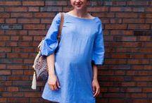 Schwangerschaftsmode | Bumpstyle / Stylische Umstandsmode und Outfits für runde Babybäuche
