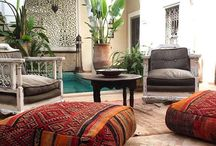 living in arabesque / Inspired by morocco, turkey, lebanon, moorish aesthetics, the ancient middle east, exotic travel and eclectic bohemia