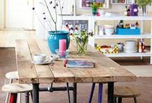 Esstisch | Zuhause / Der perfekte Esstisch | DIY und zum Kaufen |