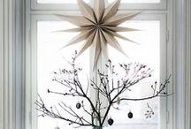 Weihnachten | Dekoideen & DIYs / Schöne Dekoideen für den Winter und Weihnachten zum selber machen. | Kränze | Geschenkverpackungen | Tischdeko | Baumschmuck |
