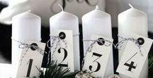 Adventskranz & Adventsgesteck | Weihnachten | DIY / Schöne Ideen für Adventskränze und -gestecke zum selber machen für die Vorweihnachtszeit. Deko für ein weihnachtliches Zuhause.