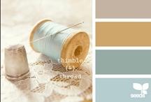 Color Palettes...