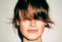 hair. hair. hair. / by Katie Devranos