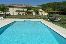 La Bastide des Grandes Terres / Vacation rental with pool and private SPA in the Luberon parc - Provence - France