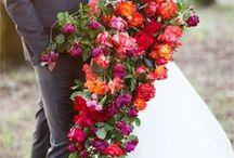 Inspiration | Bouquets (Cascade)