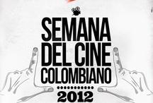 ¡Solo en cines! / Carteles de películas que hacen parte de la Semana del Cine Colombiano. Todos los derechos reservados.