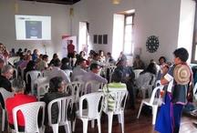 Mesa regional de Cultura en Popayán