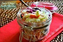 Salads... / by Line