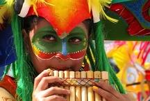 Carnaval de Negros y Blancos 2013