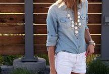 | spring + summer style envy |