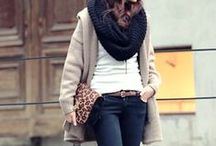 | fall + winter style envy |