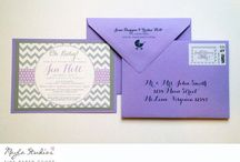 Baby shower invitations and Announcements / Baby shower invitations