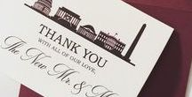 Thank You Cards / Custom Thank you Cards Wedding Thank you Cards