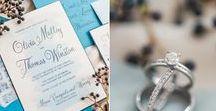 Fall Wedding Invitations and Inspiration / Fall Wedding Invitations