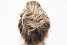 Hair Love, Buns! / by Jenni Kristiina