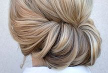 Hair Love, Up Dos! / Tutorials, Ponytails, Up Dos and Stuff. / by Jenni Kristiina