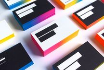 The Best Business Cards / Business card inspiration