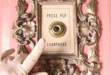 Champagne / Champagne no puede faltar en la vida de un BonVivant
