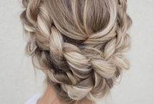 Hair Love, Braids! / by Jenni Kristiina