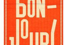 Fun fonts / by Rae Hoekstra