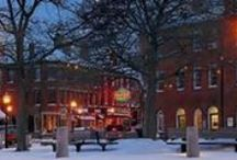 My Hometown Newburyport MA / by Linda Morrill