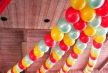 Let's Have a Party! / All sorts of party ideas! / by Kellie Blossom