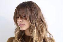 Hair Love, Bangs! / by Jenni Kristiina