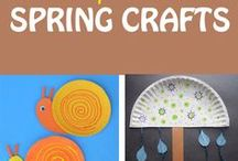 Get Crafty   Kids Stuff / Keeping the little ones busy with fun diy crafts!