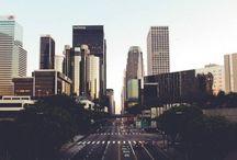 home city. / Los Angeles. Ca.  / by Katie Devranos