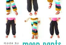 My sewing patterns for kiddos / Made by Rae sewing patterns / postcard image will take you straight to the shop! / by Rae Hoekstra