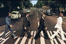The Beatles / John, Paul, George e Ringo. Os caras.
