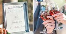 Wedding Signs / Custom designed wedding signs and wedding day stationery