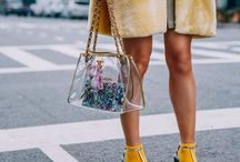 Street Style / Inspiration to be braver with my clothing choices.